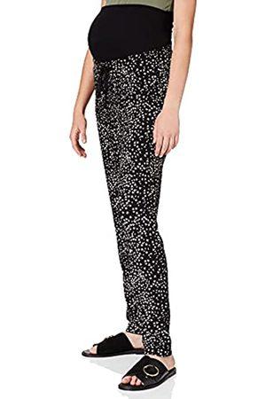Noppies Damen Hosen & Jeans - Damen Pants Jersey OTB Everett Hose, Black-P090