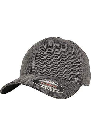 Flexfit Mütze Herringbone Melange Baseball Cap