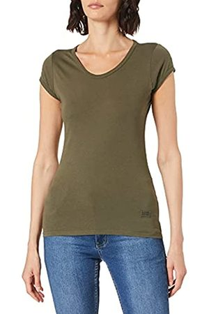 G-Star Damen Shirts - Womens Core Eyben Slim T-Shirt