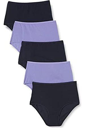 IRIS & LILLY BELD005M5 Damen unterhosen, 5er Pack