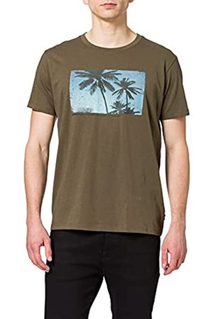 Esprit Herren Shirts - Herren 051CC2K304 T-Shirt