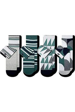 Pair Of Thieves Paar Thieves Herren Cushion Ankle Socks 4er Pack Gepolsterte Athletic Socks AMZ Exclusive - - Einheitsgröße
