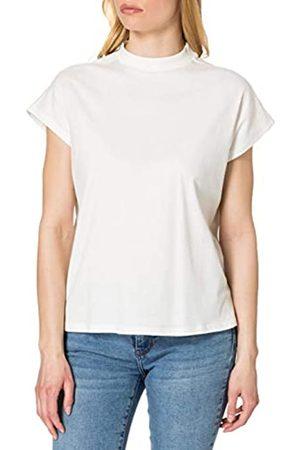 VERO MODA Damen VMGLENN SS Turtle Neck GA JRS T-Shirt