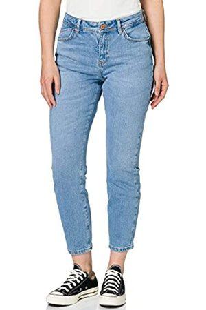 Noisy May Damen NMOLIVIA NW SLIM STRAIGHT JNS KI066LB S Jeans