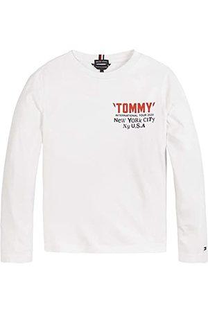 Tommy Hilfiger Jungen Tommy On Tour Tee L/s Hemd