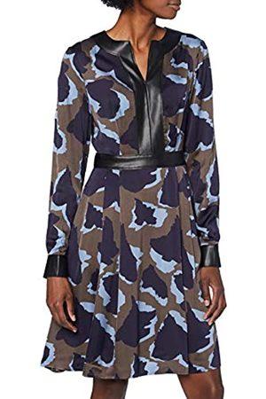 Apart Damen Partykleider - Damen Printed Dress Kleid, -multicolor
