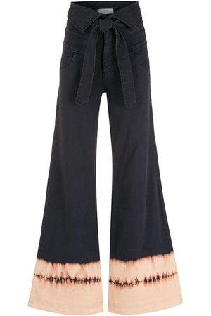 Andrea Bogosian Damen Bootcut - Voil Jeans