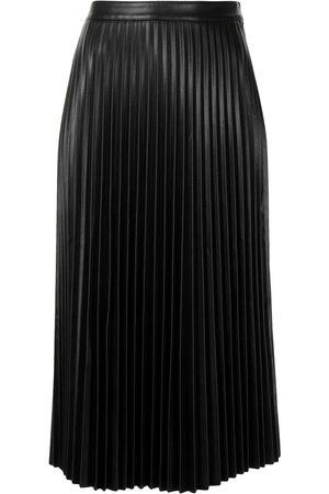 Proenza Schouler White Label Damen Faltenröcke - Faltenrock mit hohem Bund