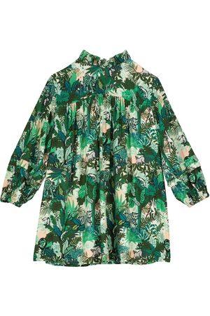 Kenzo Bedrucktes Kleid