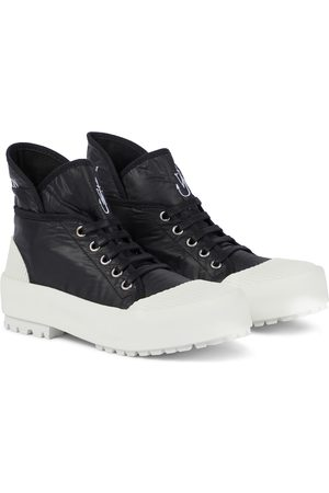 JW Anderson High-Top-Sneakers aus Nylon