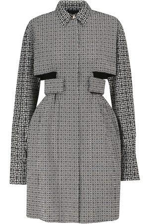 Givenchy Bedrucktes Kleid aus Baumwolle