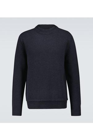 Maison Margiela Pullover aus Wolle im Distressed-Look