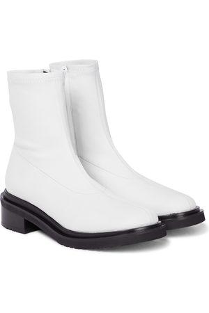 BY FAR Ankle Boots Kah aus Leder