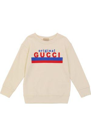 Gucci Kids Mädchen Sweatshirts - Sweatshirt aus Baumwolle