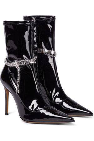 Alexandre Vauthier Verzierte Ankle Boots Raquel 105