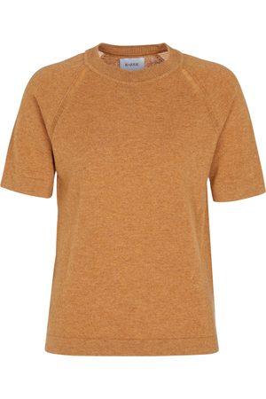 Barrie T-Shirt aus Kaschmir