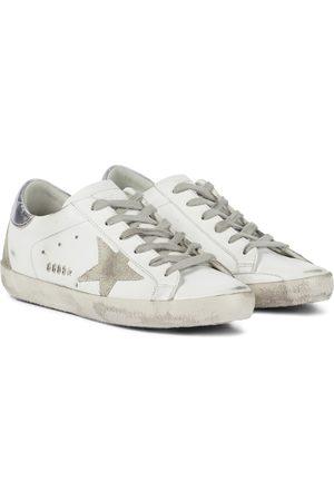Golden Goose Damen Sneakers - Sneakers Superstar aus Leder