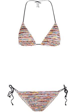 Missoni Mare Bikini aus Häkelstrick