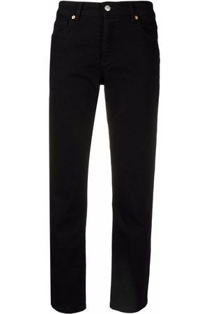 Zadig & Voltaire Damen Straight - Gerade High-Rise-Jeans