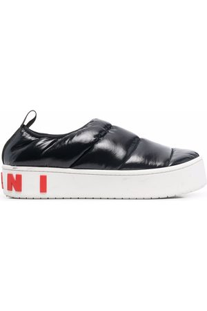 Marni Herren Sneakers - Gepolsterte Slip-On-Sneakers
