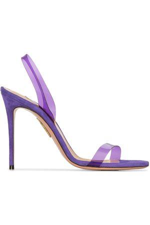 Aquazzura Damen Sandalen - So Nude 105mm sandals