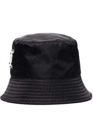 Dolce & Gabbana Logo plaque bucket hat