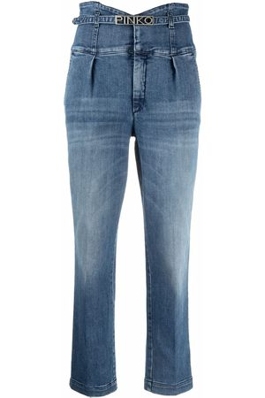 Pinko Jeans mit hohem Bund