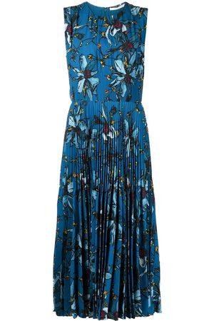 Jason Wu Collection Kleid mit Blumen-Print