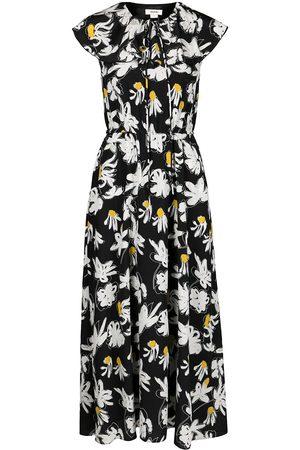 Jason Wu Kleid mit Blumen-Print