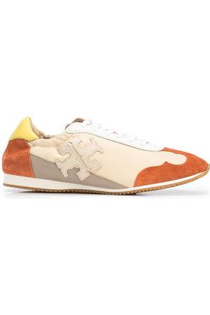 Tory Burch Sneakers mit Schnürung - Mehrfarbig