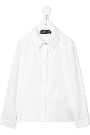 Versace Kids Langärmeliges Hemd