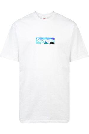 Supreme X Emilio Pucci T-Shirt mit Logo