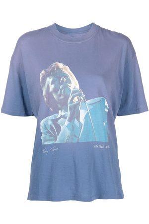 ANINE BING Ida x To Bowie T-Shirt