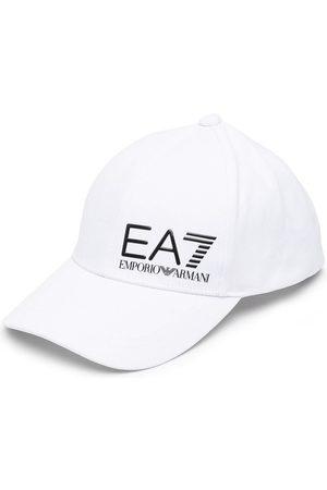 EA7 Baseballkappe mit Logo-Print