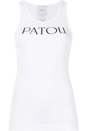 Patou Top mit Logo