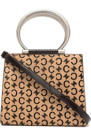 Céline Pre-owned Handtasche mit Macadam-Muster