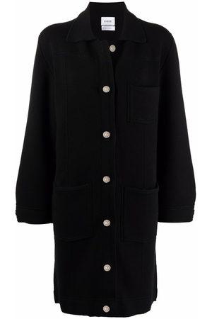 Barrie Einreihiger Mantel