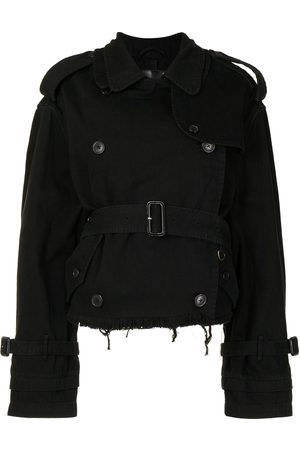 R13 Belted double-breasted jacket