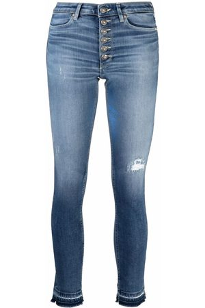 Dondup Halbhohe Skinny-Jeans