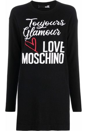 Love Moschino Damen Strickpullover - Toujours Glamour Pullover