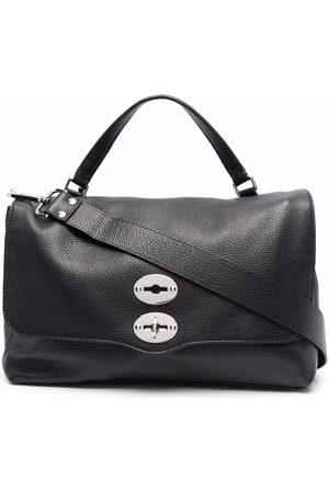 Zanellato Pebbled-leather tote bag