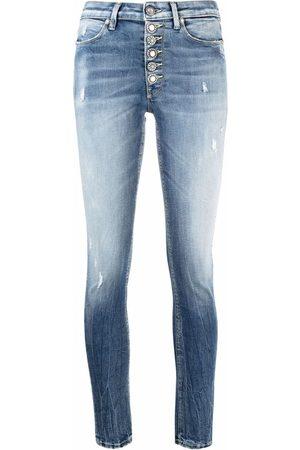 Dondup Tief sitzende Skinny-Jeans