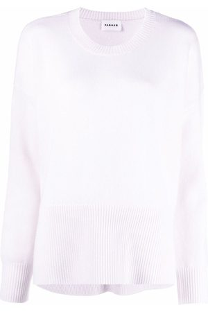 P.a.r.o.s.h. Lockerer Pullover - Nude