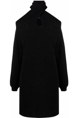 FEDERICA TOSI Kleid mit Cold-Shoulder