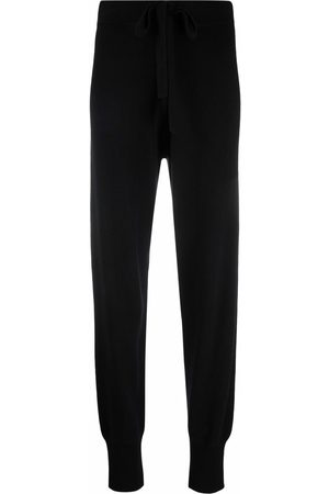 P.a.r.o.s.h. Drawstring cashmere trousers