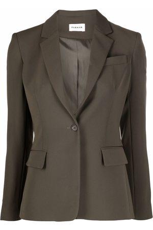 P.a.r.o.s.h. Single-breasted blazer