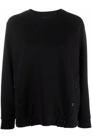 Simone Rocha Button-fastening sweatshirt
