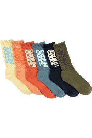 Stadium Goods Socken & Strümpfe - 6er-Pack Biome Socken