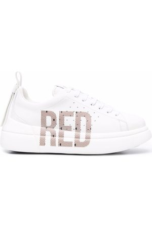 RED(V) Bowalk Sneakers mit Print