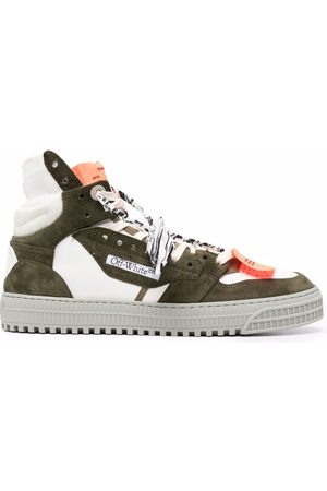 OFF-WHITE Court 3.0 High-Top-Sneakers